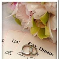 Flowers & Decor, Flowers, Rings, Coasters