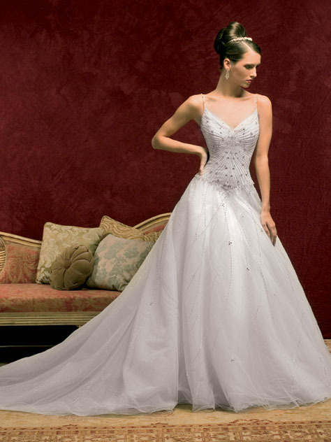 Wedding Dresses, Fashion, dress, Demetrios couture