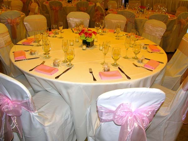 Reception, Flowers & Decor, pink, Dublin ranch golf course