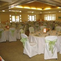 Reception, Flowers & Decor, green, Dublin ranch golf course