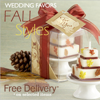 Favors & Gifts, Favors, Fall, Wedding, Blue rainbow design, Fall favors, Fall wedding favors, Wedding favors