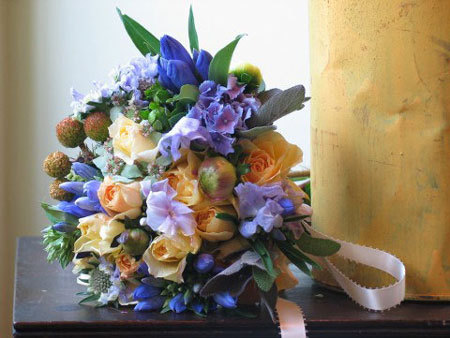 Flowers & Decor, blue, Flowers, Antheia floral designs