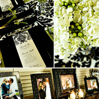 Reception, Flowers & Decor, Decor