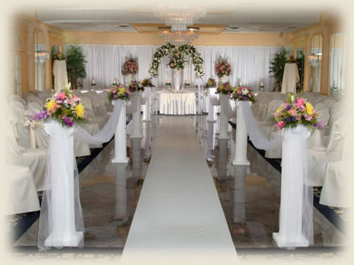 Ceremony, Flowers & Decor, The graycliff