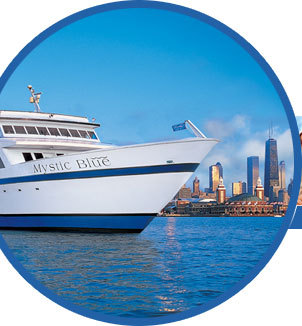 Mystic blue cruises