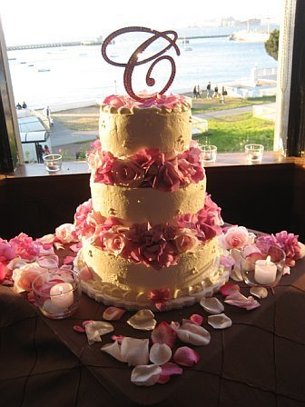 Flowers & Decor, Cakes, cake, Flowers, An added touch flowers