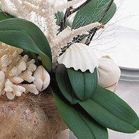 Reception, Flowers & Decor, Beach, Centerpieces, Flowers, Beach Wedding Flowers & Decor, Centerpiece