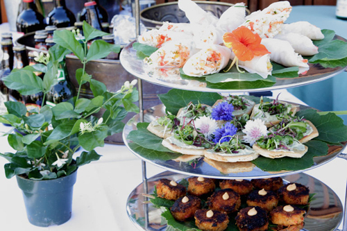 Herban feast catering