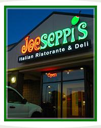 Joeseppis italian ristorante
