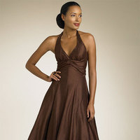Bridesmaids Dresses, Wedding Dresses, Fashion, brown, dress, Bridesmaid