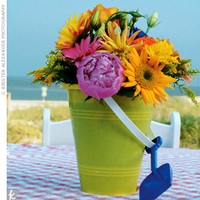Flowers & Decor, Beach, Centerpieces, Flowers, Beach Wedding Flowers & Decor, Centerpiece