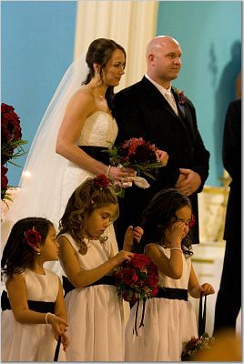 Ceremony, Flowers & Decor, Flower Girls