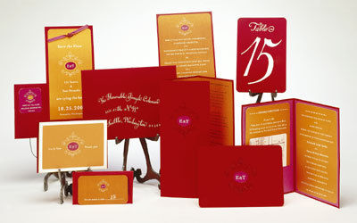 Ilee custom invitations