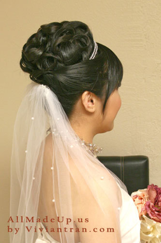 Beauty, Updo, Wedding, Hair, Formal, Barrel, Makekup, Curl