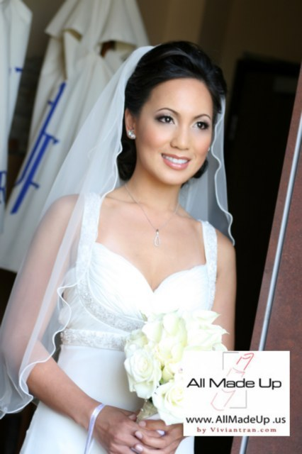 Beauty, Makeup, Hair, Bridal, And, By, Viviantrancom