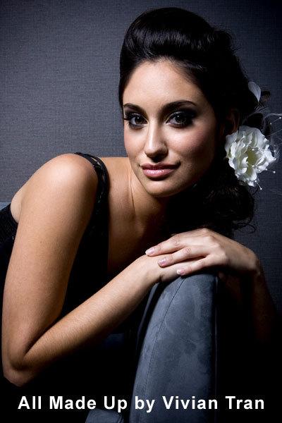 Beauty, Makeup, Hair, Bridal, And, By, Viviantrancom