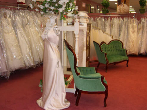 Alicias bridal shoppe