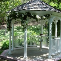 Ceremony, Flowers & Decor, Gazebo, Location, Kindred community church