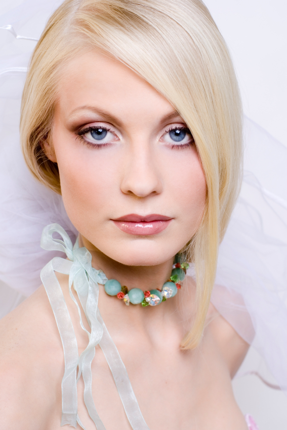 Beauty, Makeup, Hair, Milvali salon cosmetics, Blonde