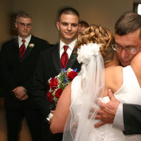 Ceremony, Flowers & Decor, Bride, Father, Of, The, Melissa anne photography
