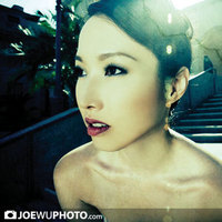 Beauty, green, Makeup, Bride, Hair, Joe wu photo