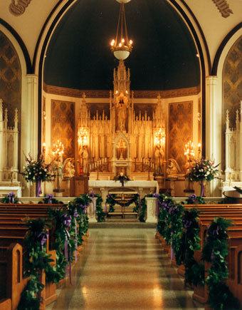Villa academy sacred hearts chapel