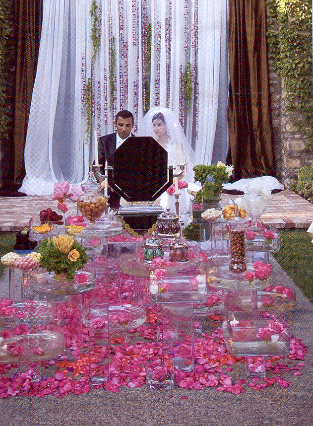 Ceremony, Flowers & Decor, Persian, Sofreh, Aghd