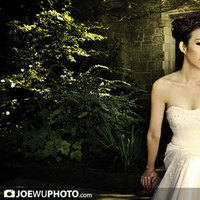 Beauty, Wedding Dresses, Fashion, white, dress, Makeup, Bride, Hair, Joe wu photo