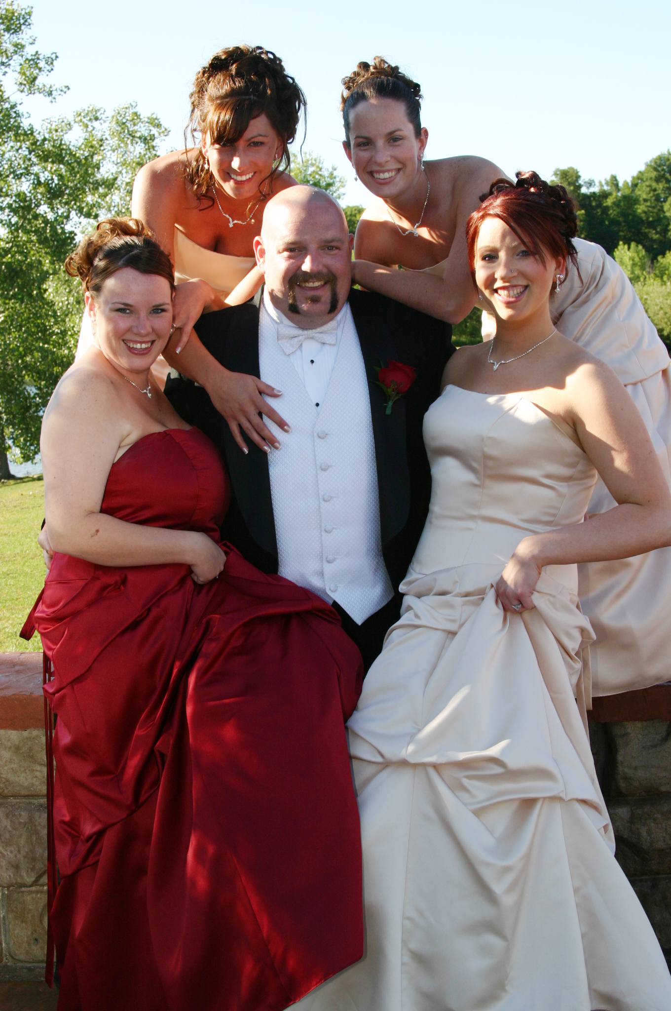Bridesmaids, Bridesmaids Dresses, Fashion, Groom, Melissa anne photography