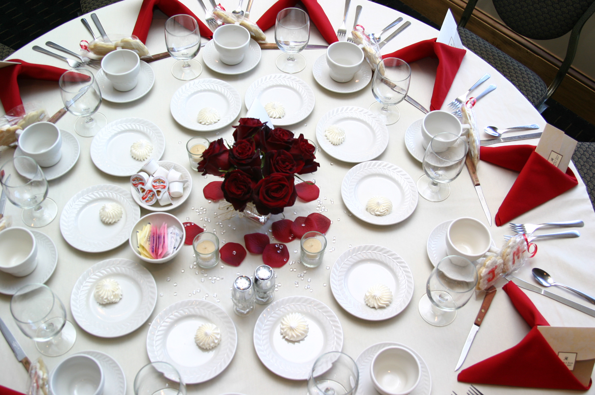Reception, Flowers & Decor, Detail