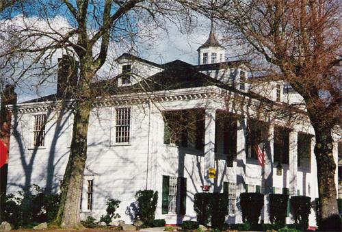 Rainier chapter house of the dar
