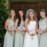 Bridesmaids, Bridesmaids Dresses, Wedding Dresses, Fashion, green, dress, Kali kraum photography, San francisco