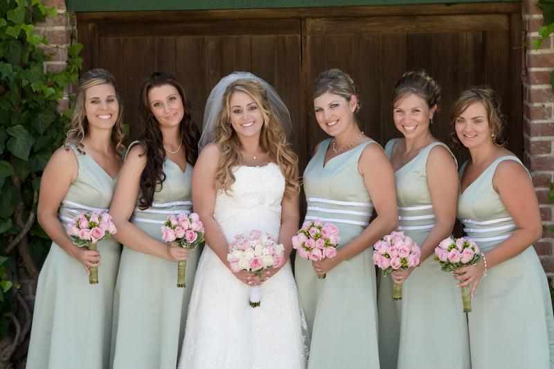 Bridesmaids, Bridesmaids Dresses, Wedding Dresses, Fashion, green, dress, Kali kraum photography, San francisco