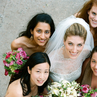 Flowers & Decor, Bridesmaids, Bridesmaids Dresses, Fashion, Bridesmaid Bouquets, Flowers, Makeuphair, Anne mendenhall, Flower Wedding Dresses
