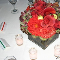 Flowers & Decor, Decor, orange, green, Fall, Flowers, Fall Wedding Flowers & Decor, Roses, Orchid, Floral, Orchids, Colors, Rose, Apples, Hydrangea, Lily, La partie events, Burnt, Cala, Apple, Florist, Pomegranate, Calalily, Calalilies, Terracotta