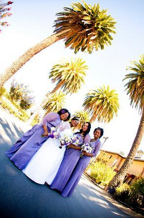 Bridesmaids, Bridesmaids Dresses, Fashion, purple, Wedding party, Palm event center, Purple bridemaids