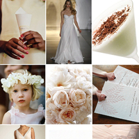 white, Inspiration board