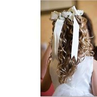 Beauty, Hair, Flower girl, Meaganne mccandess