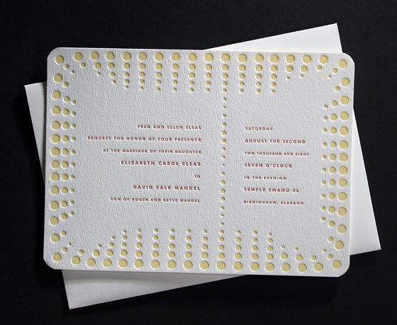 Stationery, yellow, Modern, Invitations, Bella figura