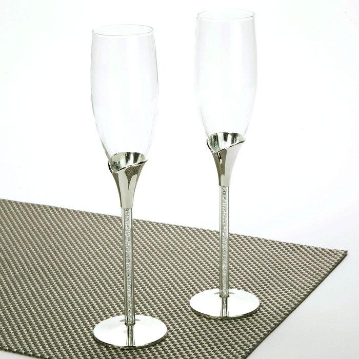 Crystal, Toasting, Flutes