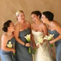 Bridesmaids, Bridesmaids Dresses, Fashion, Beauty and the beach