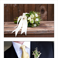 Flowers & Decor, Bride Bouquets, Boutonnieres, Flowers, Bouquet, Boutonniere