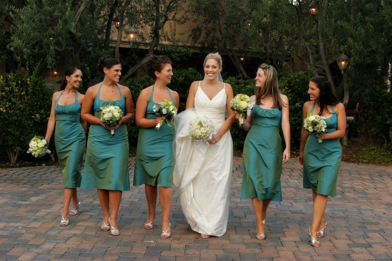 Flowers & Decor, Bridesmaids, Bridesmaids Dresses, Wedding Dresses, Fashion, dress, Bridesmaid Bouquets, Flowers, Flower Wedding Dresses
