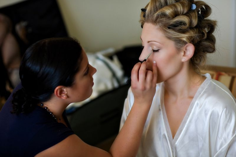 Beauty, Makeup, Hair, Pre-wedding
