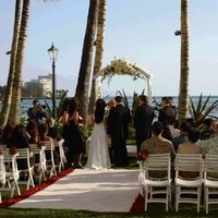 Destinations, Hawaii, Wedding, And, Events, Weddings, Oahu, Moana, Surfrider