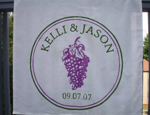 Cakes, cake, Monogrammed Wedding Cakes, Monogram, Custom, Table, Head, Personalized, Runner, I do originals- custom aisle runners, table runners, banners, and wedding monograms, Decoration