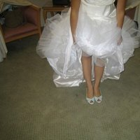 Wedding Dresses, Shoes, Fashion, dress, Something blue