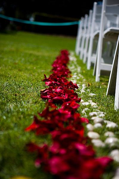 Ceremony, Flowers & Decor, Decor, Aisle
