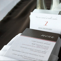 Stationery, Escort Cards, Menu, Sauci delightfully unordinary™, Place card, Table card