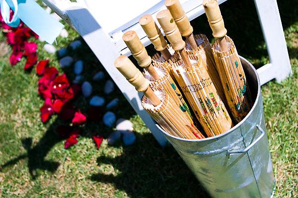 Ceremony, Flowers & Decor, Decor, Aisle, Parasols
